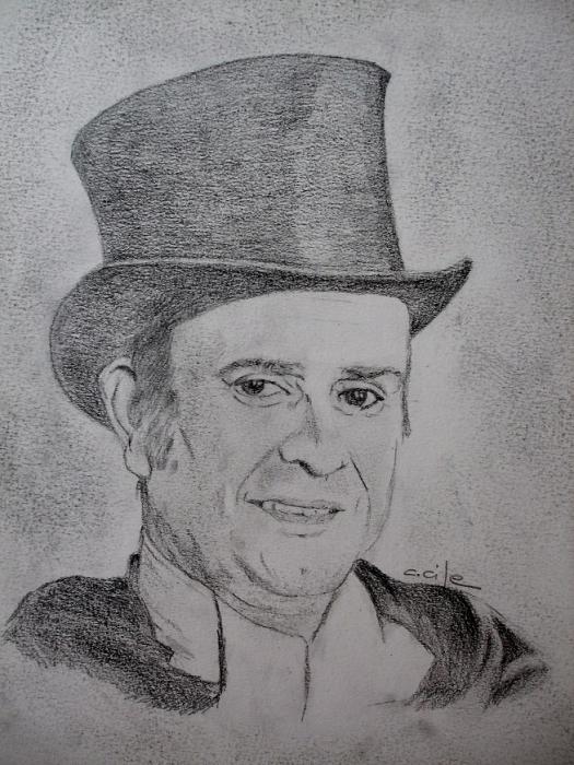 Georges Descrières by C-cile